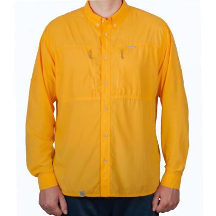 Рубашка Fahrenheit Solar Guard Light yellow