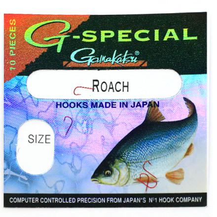 Крючки Gamakatsu G-Special Roach