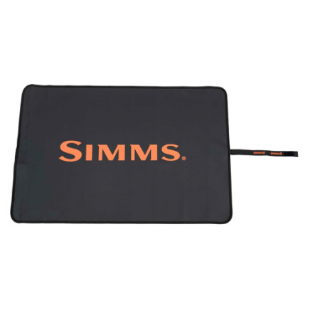 Мат Simms Guide Change Mat Black