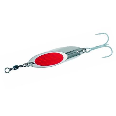 Кастмастер Balzer Colonel Z disc spoon серебро+красная 3Dнакл.