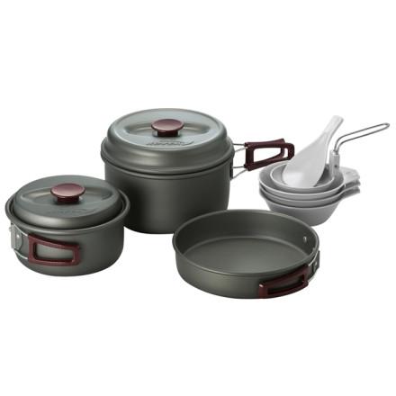 Набор посуды KOVEA Solo3