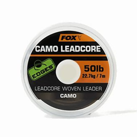 Лидкор Fox Edges Camo Leadcore