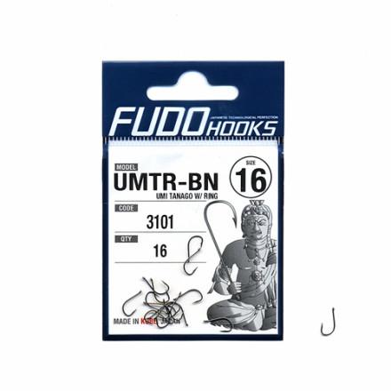 Крючки Fudo UMI Tanago W/Ring