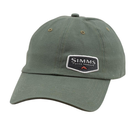 Кепка Simms Oil Cloth Cap Loden