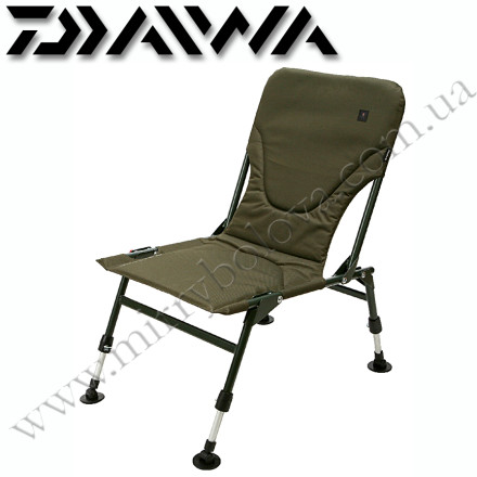 Кресло Daiwa Black Widow Carp Chair