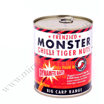 Консерва DYNAMITE Frenzied Chilli Tiger Nuts
