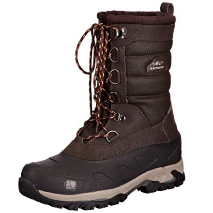 Ботинки KARRIMOR Bering Weathertite Brown