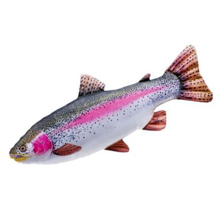 Подушка-игрушка 3KBaits рыба радужная форель