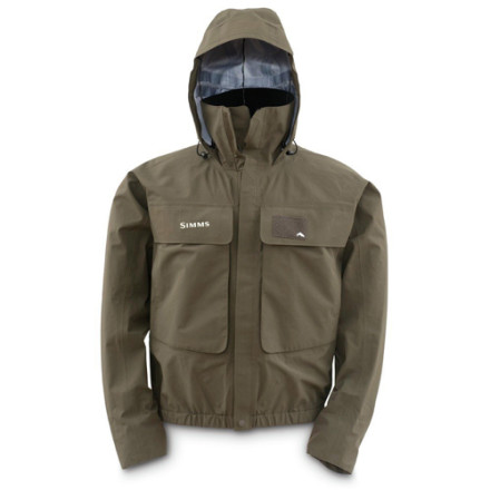 Куртка Simms Classic Guide Jacket Black/Olive