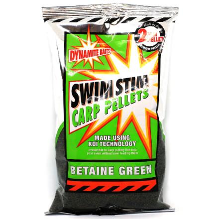 Пеллетс Dynamite Swim Stim Betaine Green 900g