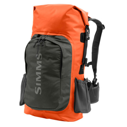 Рюкзак Simms Dry Creek Backpack Bright Orange