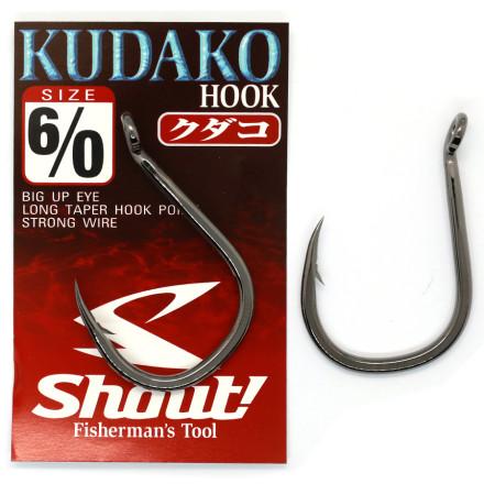 Крючок для пилькера Shout Kudako 06-KH