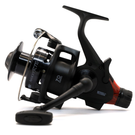 Катушка Mitchell Reel Avcet 6500 FS RTE Black/red
