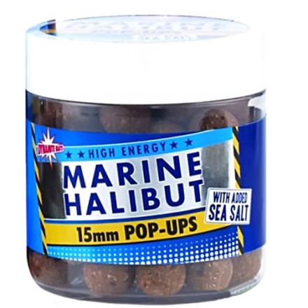 Бойлы DYNAMITE Marine Halibut Pop Ups