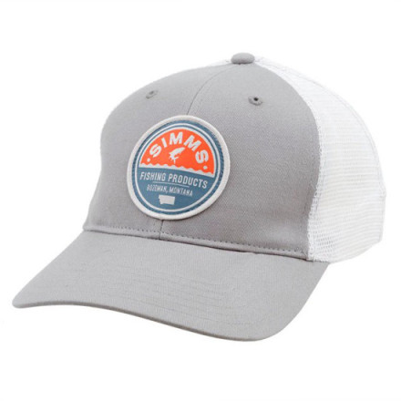 Кепка Simms Patch Trucker Cap Boulder