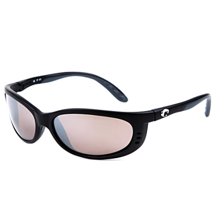 Очки Costa Del Mar Fathom Black Silver Copper Costa 580 Gls