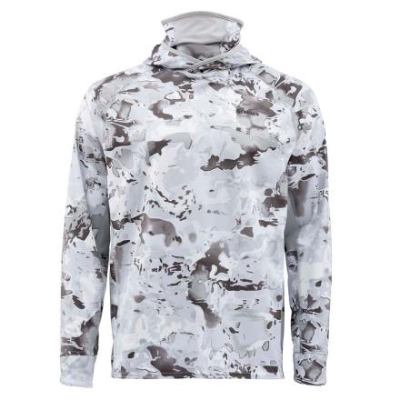 Блуза Simms Sflex UltraCool Armor Cloud Camo Grey