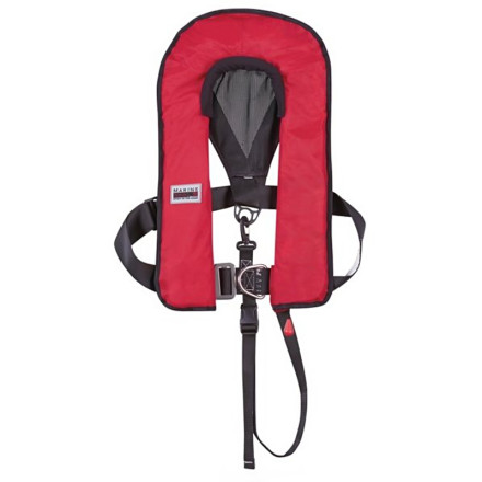 Жилет Marinepool 180N Racer ISO Lifejacket LB UML Red