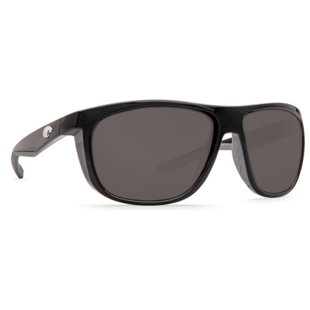 Очки Costa Del Mar KIWA SHINY BLACK GRAY 580P