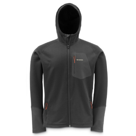 Куртка Simms Axis Hoody Black