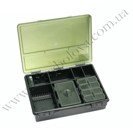 Набор коробок Fox Black System Loaded Box Medium