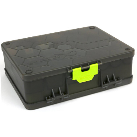 Коробка Matrix double sided feeder & tackle box
