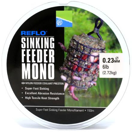 Леска Preston Sinking Feeder Mono 150m
