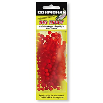 Бойлы Cormoran BT Pop-Up`s red