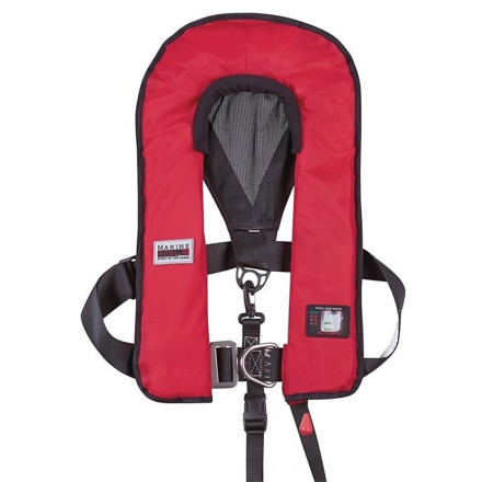 Жилет Marinepool 180N Racer ISO Lifejacket LB UML ProSens Red