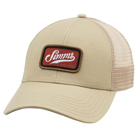 Кепка Simms Retro Trucker Cork