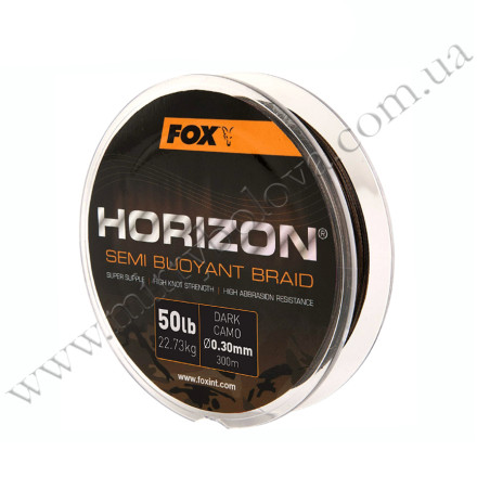 Шнур FOX Horizon 300m
