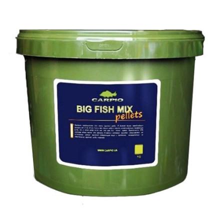 Пеллетс Carpio Big Fish Mix