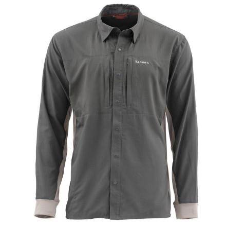 Рубашка Simms Intruder BiComp Shirt Slate