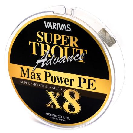Шнур Varivas Trout Advance Max Power PE