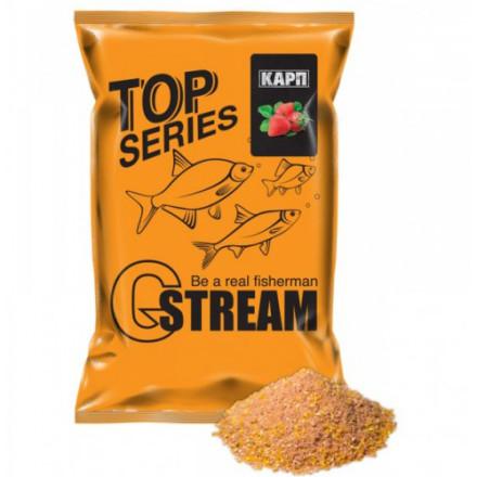 Прикормка G.Stream TOP Карп клубника 1kg