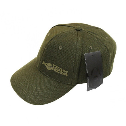 Кепка Korda Team Canvas Cap Olive