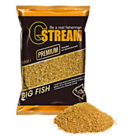 Прикормка G.Stream Premium Big fish 1kg