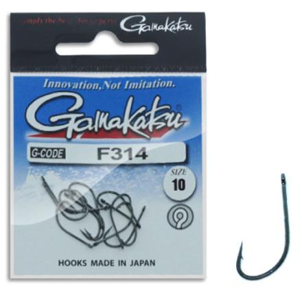Крючки Gamakatsu F314