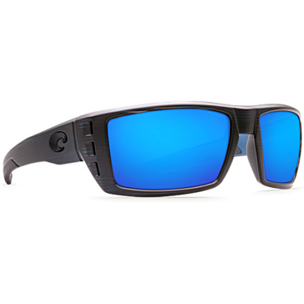 Очки Costa Del Mar Rafael Blackout Blue Mirror 580G