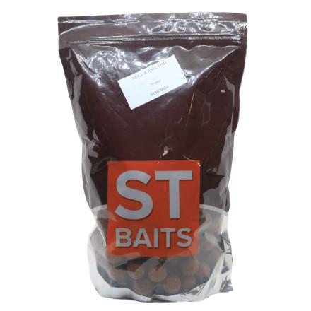 Бойлы ST Baits Krill & Shellfish 1kg