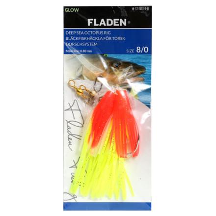 Морской монтаж Fladen Glowing Squids