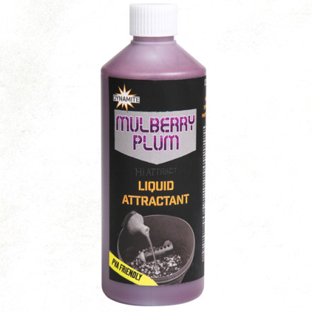 Аттрактант Dynamite Liquid Attractant Mulberry & Plum 500ml