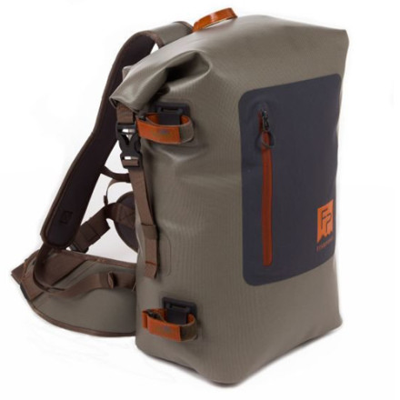 Рюкзак непромокаемый Fishpond Wind River Roll-Top Backpack Shale