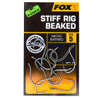 Крючок Fox Arma Point Stiff Rig Beaked