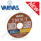 Флюорокарбон Varivas Trout Shock Leader Fluoro