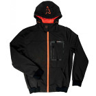 Куртка Fox Black Orange Hoodie