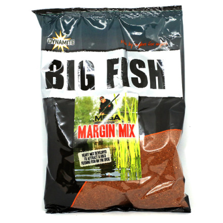 Прикормка DYNAMITE Margin Mix Groundbait 1.8 kg