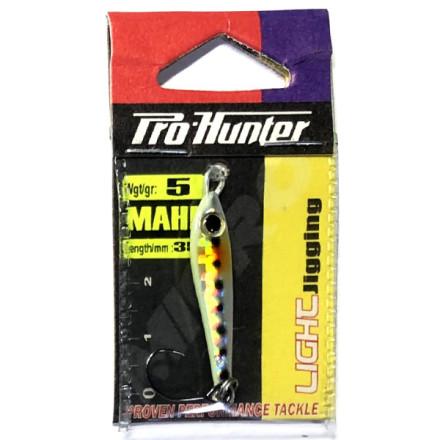 Пилькер PRO-HUNTER Mahi w/single hook 5g