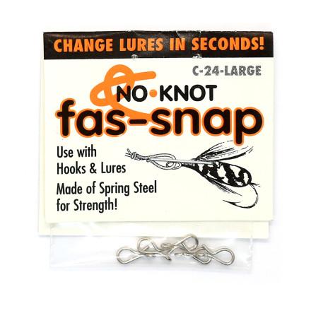 Защелка Kipper Enterprices No-Knot Fas-Snap