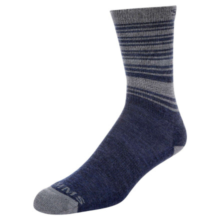 Носки Simms Merino Lightweight Hiker Sock Admiral Blue